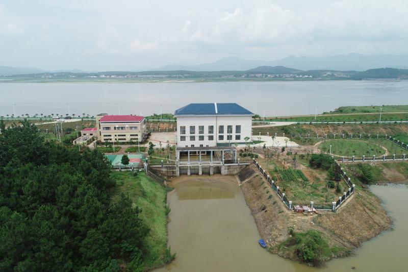 亚洲城电子app入口4个项目获评2021年度亚洲城优惠安卓下载水利工程优质(赣鄱)奖