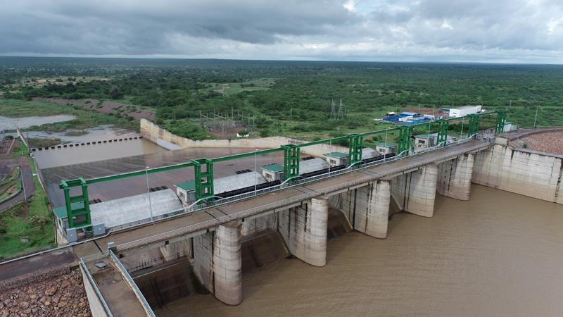 莫桑比克Corumana大坝